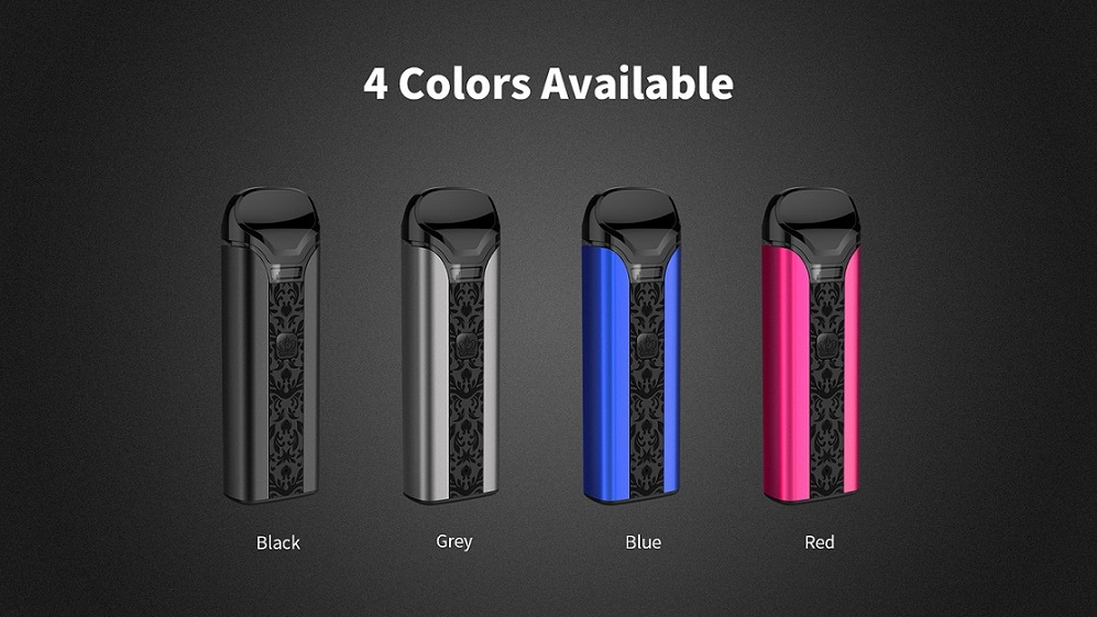 Uwell Crown Pod kit Colors Available