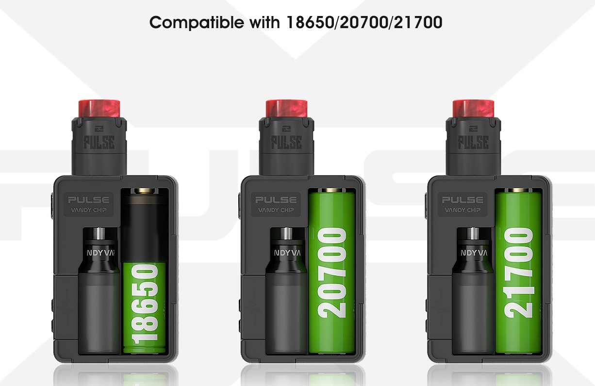 pulse x kit 90w Special Edition
