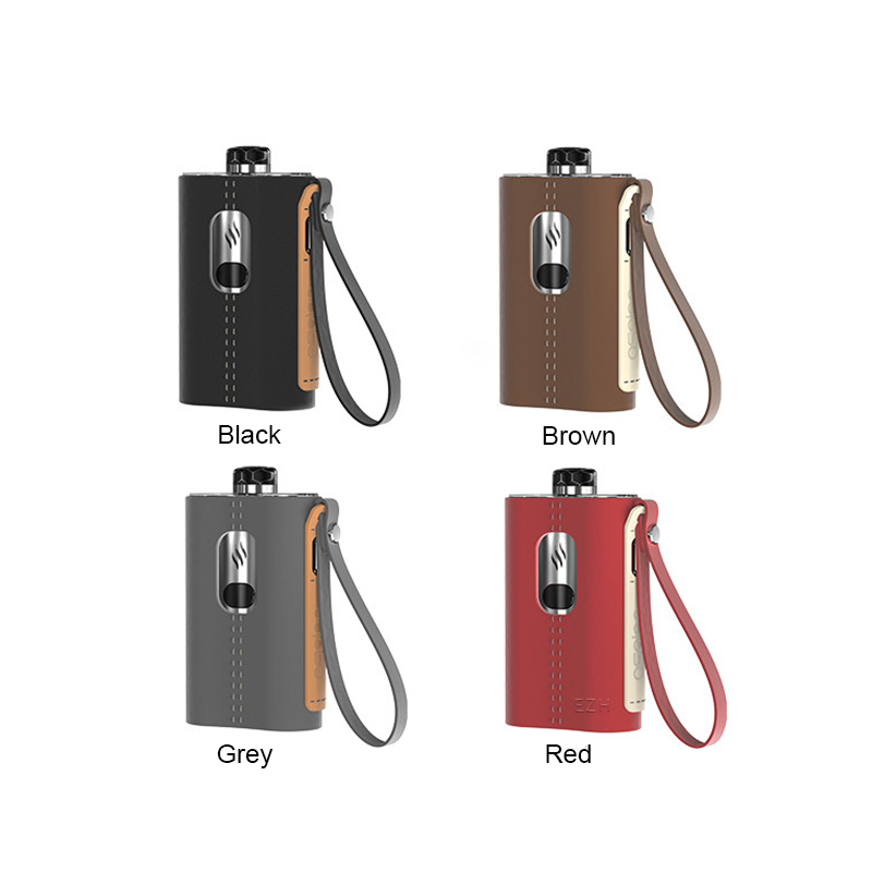 aspire cloudflask pod system kit 2000mah colors